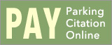 Pay parking citation online